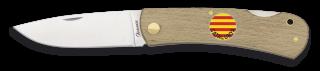 Pocket knife ALBAINOX + CATALUÑA