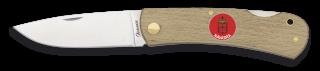 Navaja MADERA ALBAINOX + NAVARRA. 7.3 cm