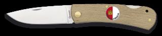 Pocket knife ALBAINOX + C. LA MANCHA