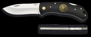 Pocket knife ALBAINOX. wood