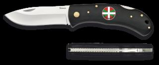 Pocket knife ALBAINOX. Wood GR2002