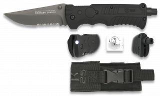 Tactical pocket knife K25 9 cm