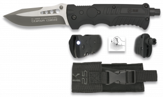 Tactical pocket knife 9.5 cm