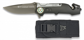 Tactical pocket knife K25  8.7 cm