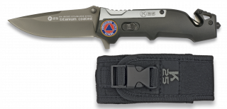 Tactical pocket kinfe K25 8.3 cm