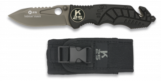 Tactical pocket knife. K25