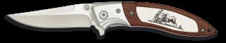 Navaja albainox Scout. Hoja: 8cm