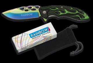 Albainox Colorful penknife. Titanium