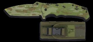 navaja CHINOOK II camo ARMY ESP.