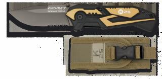 navaja K25 FUTURE-T. Hoja: 12.5