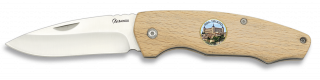 navaja Albainox cacha madera. hoja: 7.5