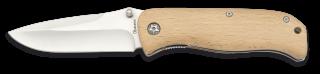 Pocket knife ALBAINOX wood. 8.5cm