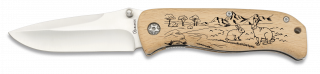 Pocket knife ALBAINOX wood 8.5 cm