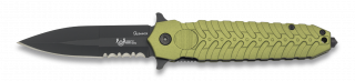 Navaja Albainox engomada hoja 8.5cm FOS