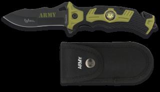 navaja Albainox ARMY. hoja: 9.1 cm FOS
