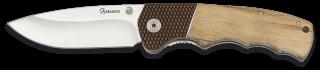 Pocket knife ALBAINOX wood. 9 cm