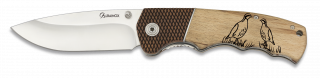 Pocket knife ALBAINOX wood 9 cm