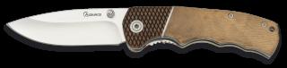 Pocket knife ALBAINOX wood. 7 cm