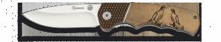 Pocket knife ALBAINOX wood 7 cm