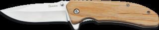 navaja madera natural. sistema FOS.8.5cm