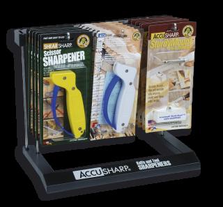 Exhibitor 3 sharpener models ACCUSHARP