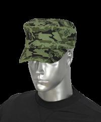 Gorra camo verde militar BARBARIC