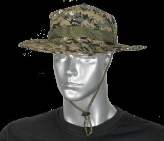 Sombrero verde Pixel