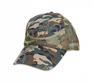 Cap adjustable with velcro