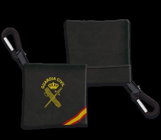 Portamascarilla Guardia Civil Negro Band