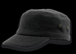 Barbaric black Navy cap