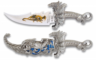 Ornamentation Knives