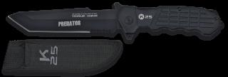 cuchillo K25 PREDATOR NEGRO. funda.h:14