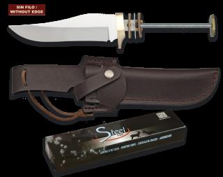 Cuchillo fornitura Total 26.5cm. C/Funda