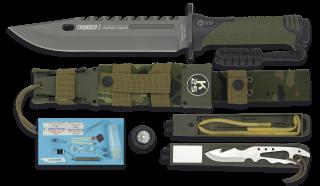K25- Cuchillo THUNDER I. Camo Esp. h: 20