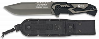 cuchillo K25 FUTURE. HOJA: 12.5