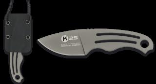 cuchillo K25 titanium coated. hoja: 14.1