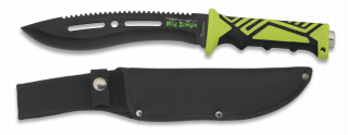 Tactical knife MAD ZOMBIE.  19.3 cm