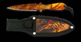 Cuchillos Lanzadores 3D