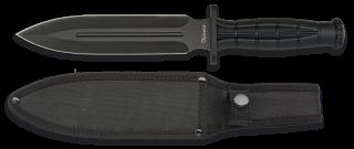 Cuchillo Táctico Alb. MIDWAY BLACK. 18
