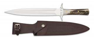Hunting knife ALBAINOX Deer horn
