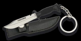 Llavero Cuchillo Comander. Hoja: 5.2 cm