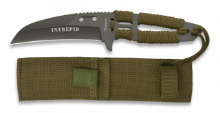 Cuchillo Albainox. INTREPID. Encordado.