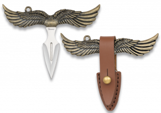 Albainox dagger.Wngs. Blade 5.5 cm