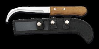 cuchillo bananero. hoja 13 cm