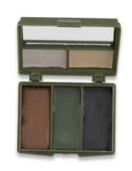 Two-side camouflage paint with mirror