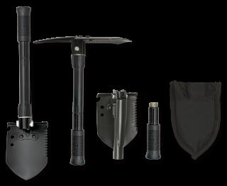 Metal detachable Shovel-Pick