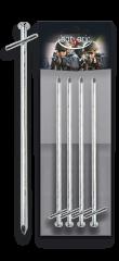Piquetas Aluminio