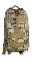 Backpack BARBARIC camo 30 l