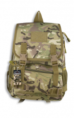 Backpack BARBARIC Camo 15 l