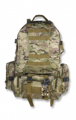 Backpack BARBARIC camo 50 l